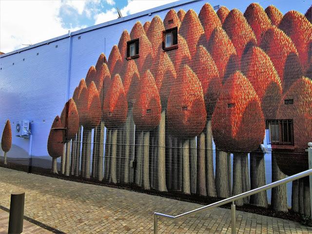 Maitland Street Art   Patricia Van Lubeck