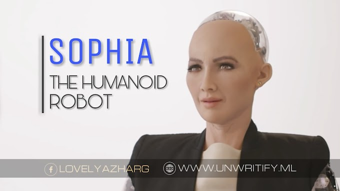Sophia - The Humanoid Robot Got Citizenship By Saudia Arabia