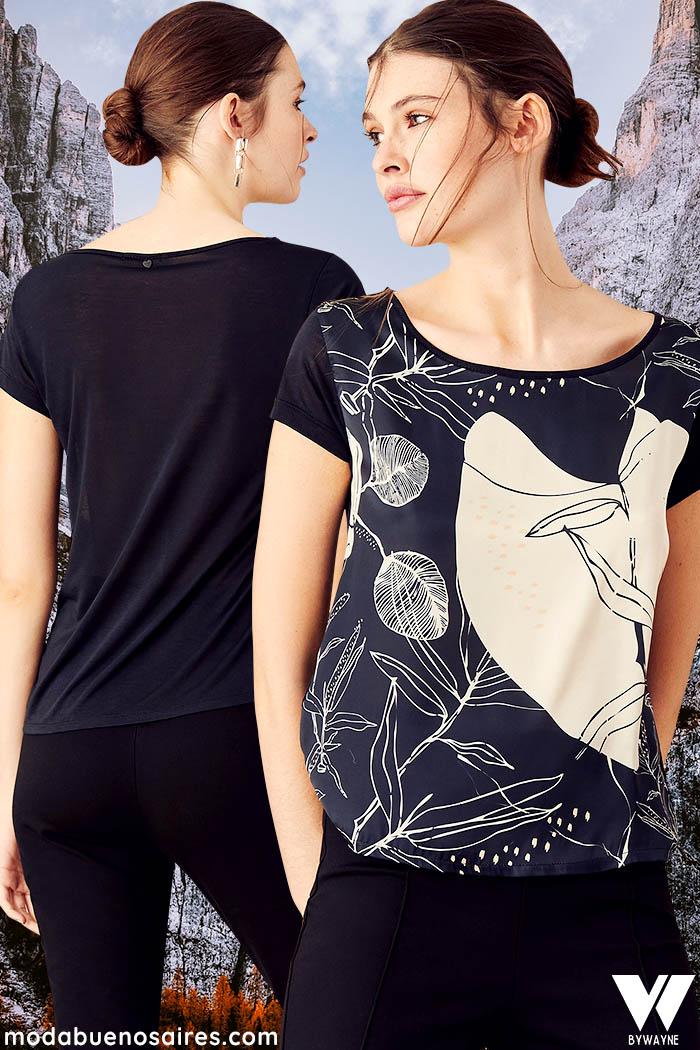 remeras invierno 2021 moda mujer