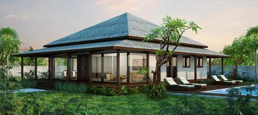 Pakar erst revealed 39 eco tropic 39 building design my for Tropical style house plans