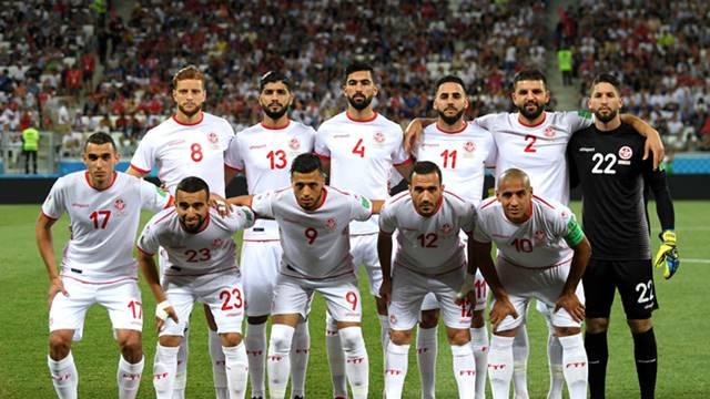 Timnas Tunisia di Piala Dunia 2018