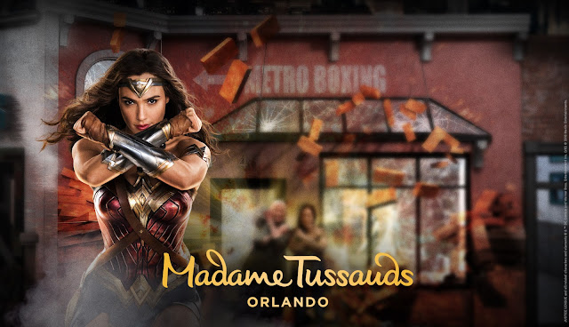 Justice will be served this summer at Madame Tussauds Orlando. The world-famous attraction revealed plans to unite an all-star cast of DC Super Heroes in an epic, new experience.