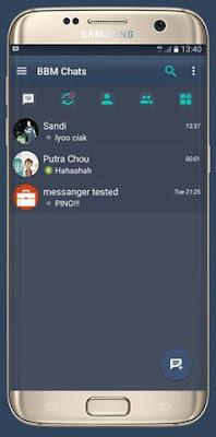 BBM Tanpa Iklan Mod Apk Terbaru
