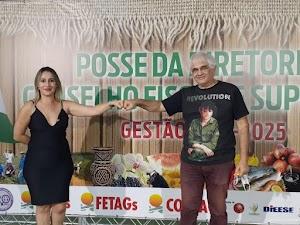 Thaisa Dayane é reeleita e toma posse na Secretária Geral da CONTAG, defende vacina e auxílio emergencial para camponeses e se prepara para viajar o Brasil e fortalecer o PSB