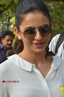 Actress Rakul Preet Singh at Endometriosis Awareness Walk at Apollo Cradle  0008.jpg