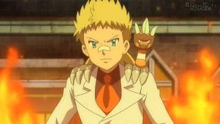 Pokémon  Capítulo 18 Temporada 19 Latino La Llave Del Respeto