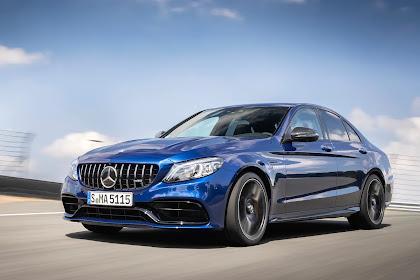 2020 Mercedes-Benz AMG C 63 S Sedan Review, Specs, Price
