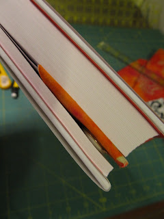 How to make a Simple Book Corner Bookmark