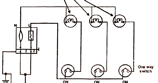 short circuit outlet