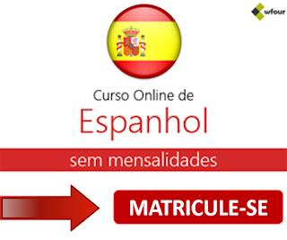 curso de espanhol para iniciantes