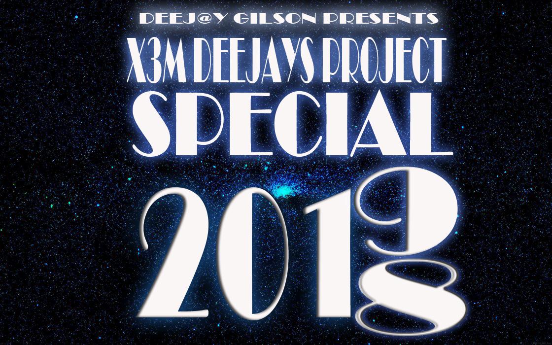 X3M DEEJ@YS PROJECT: 2018