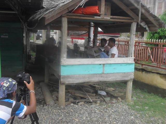 Foto : Kenangan Saat Shoting Film ASADESSA