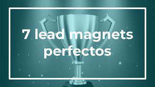 Ejemplos de lead magnet efectivos