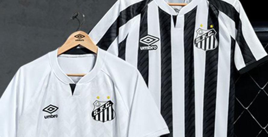 Santos 2020-21 Home & Away Kits Released - Footy Headlines