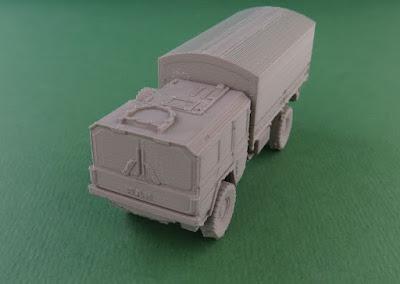 MAN KAT1 Truck picture 1