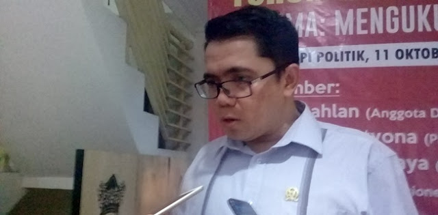 Arteria: Pimpinan KPK Tak Paham Hukum Tapi Kelola Institusi Setengah Dewa