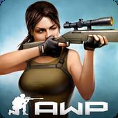 لعبة القنص الجديدة AWP Mode: Sniper Online Shooter للاندرويد