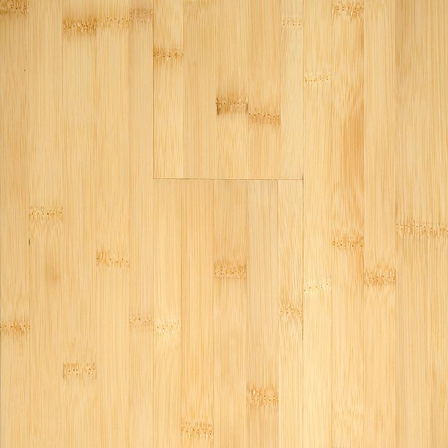 Bamboo Wood Flooring In Kitchen