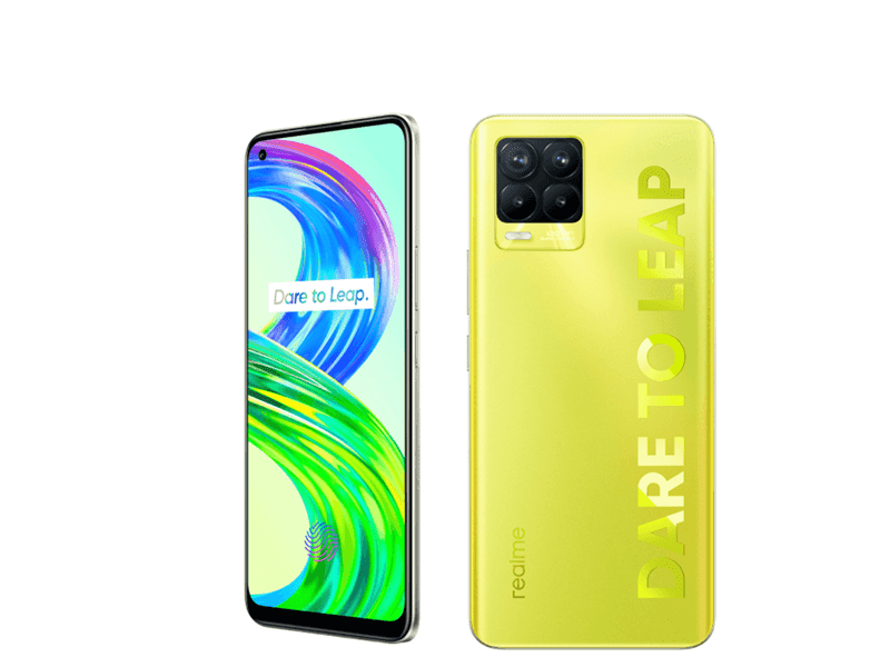 realme 8 Pro in Illuminating Yellow now available in the Philippines!