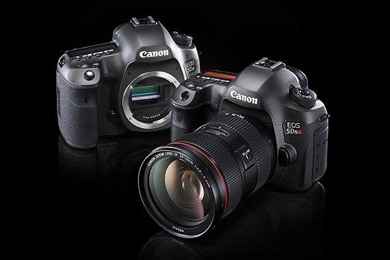 Canon EOS 5DS и 5DS R