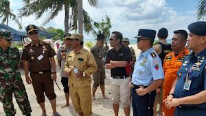 Pemkab Belitung Beserta Forkopimda Melakukan kegiatan Kampanye Keselamatan dan Keamanan Moda Transportasi Laut