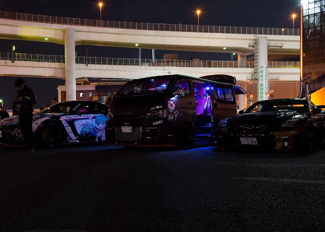 Toyota Hiace R35 GTR Motor
