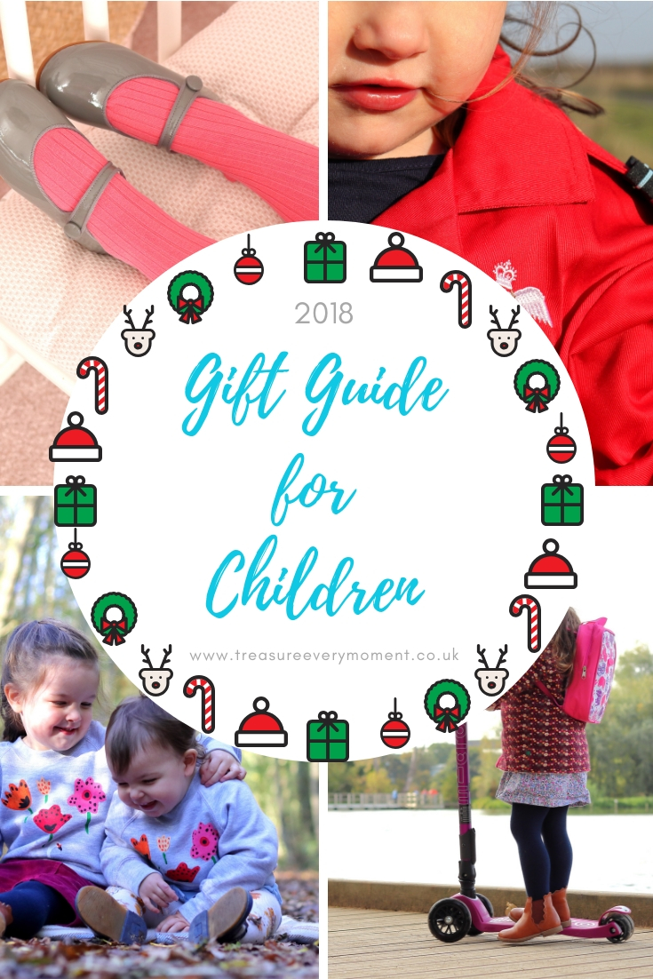 CHRISTMAS GIFT GUIDE: For Children 2018