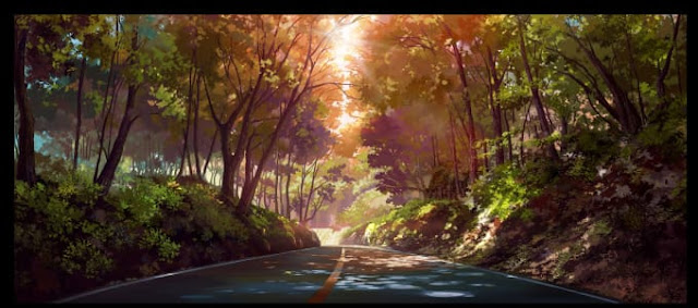 Draw anime background anything style - Game Design - Backgrounds & Environments