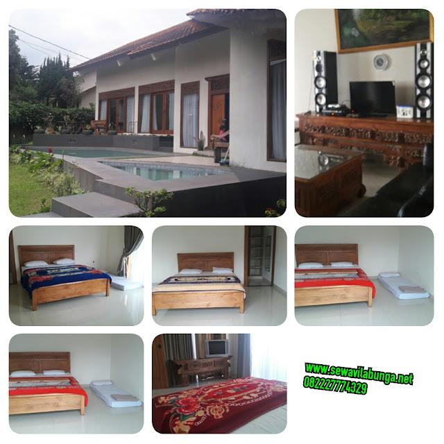 Villa Untuk 30 Orang Di Lembang Private Pool