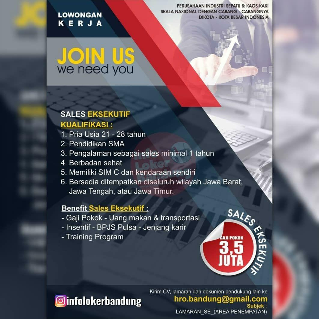 Lowongan Kerja Sales Eksekutif & Accounting Ringan CV. Citra Baru Busana Bandung Maret 2019
