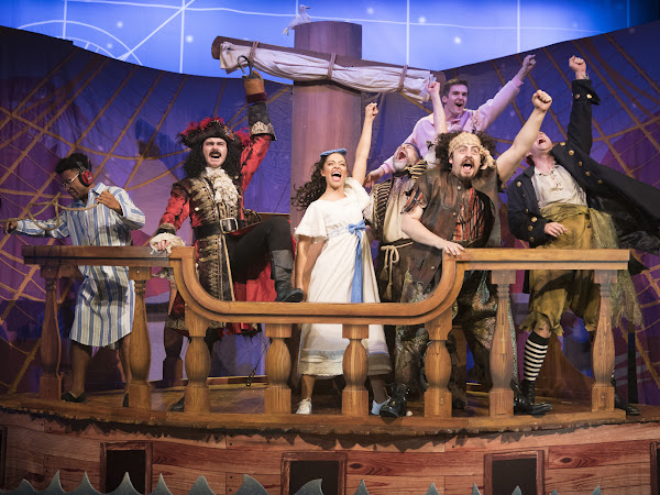 Peter Pan Goes Wrong (UK Tour), New Victoria Theatre | Review
