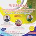 Webinar Netizen Milenial Kreatif FKIP-UMRI