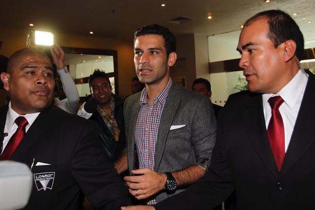 Abogado de Rafa Márquez es el mismo que defendió a Raúl Salinas de Gortari.