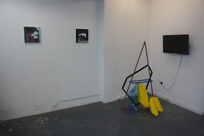 'Wet': Exhibtion in Hive Emerging Gallery, Waterford