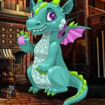Games4King - G4K Winsome Dragon Escape