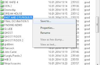 Mengembalikan File yang Terhapus di Flashdisk dengan PC Inspector File Recovery