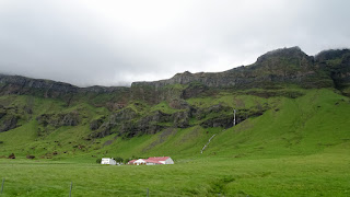 View in Iceland