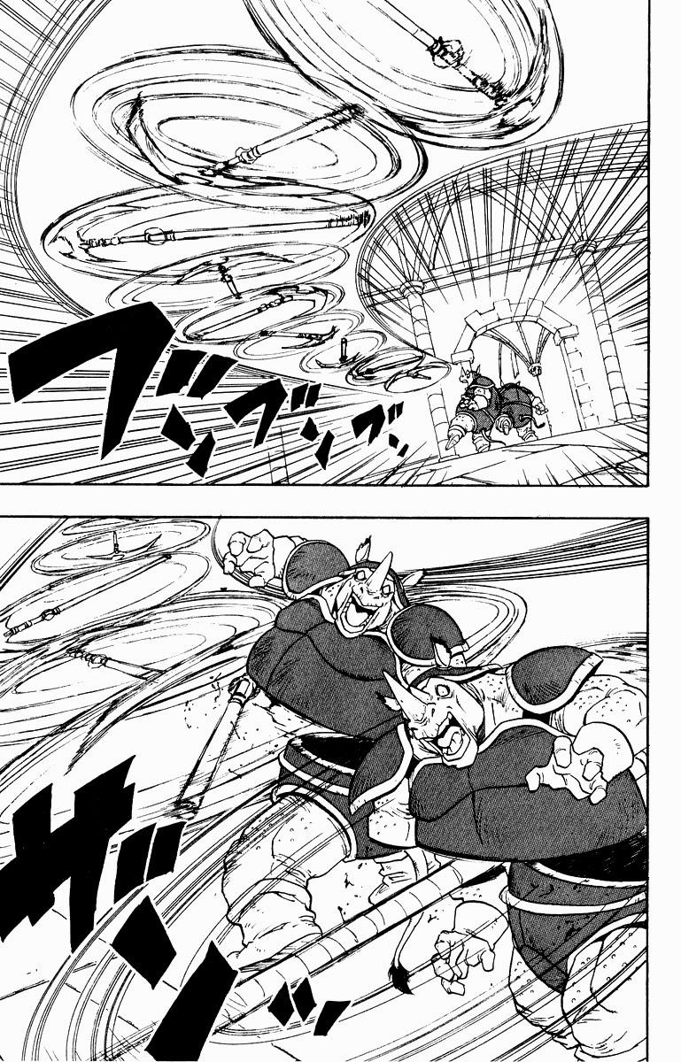 Dragon Quest: Emblem of Roto chapter 24 trang 16