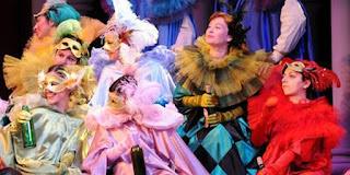 Venedik'te Bir Gece Opera Konusu (Johann Strauss II)