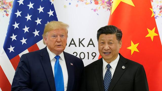 Xi Jinping pidió a Trump aliviar las sanciones a Corea del Norte