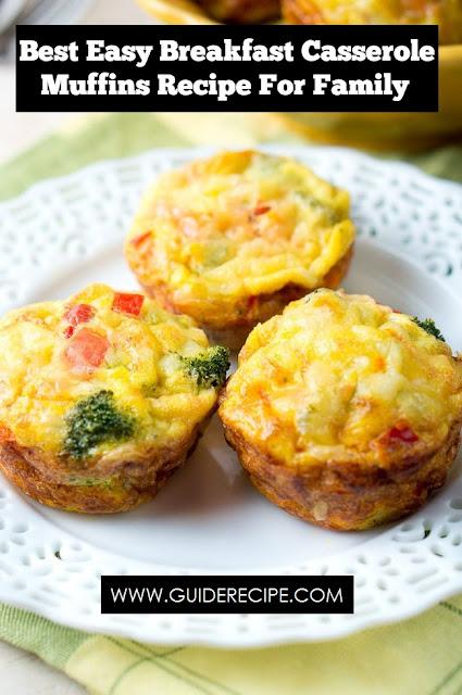Best Easy Breakfast Casserole Muffins Recipe For Family #breakfast #casserole #muffins #breakfastrecipe #muffinsrecipe #easybreakfast #bestrecipe