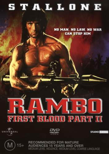 Rambo - First Blood 2 (1985) | Download Free MOVIES from ...