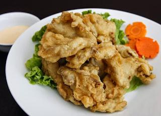 Resep Jamur Goreng Tepung Crispy Lezat
