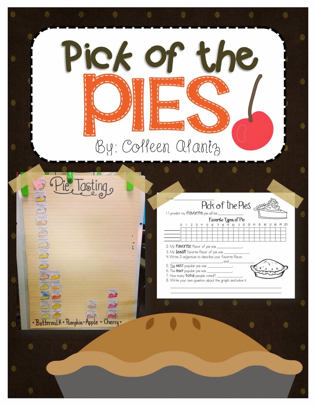 http://www.teacherspayteachers.com/Product/Pick-of-the-Pies-1575117