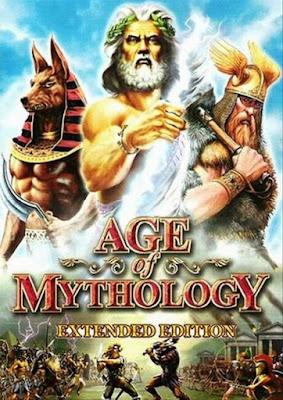 Capa do Age of Mythology: Extended Edition