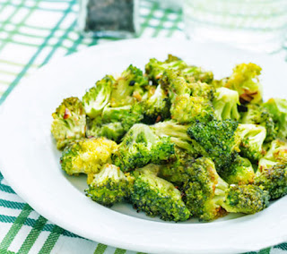 Roasted Garlic Lemon Broccoli Recipe