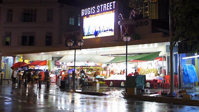 Visit Singapore Pengalaman Seru Jalan-Jalan Ke Singapura Bugis Centre