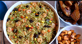 how to prepare basmatic fried rice