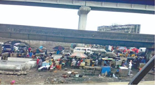 Lagos issues quit notice to traders with containerized stores and other forms of stalls under Eko Bridge