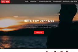 Download OneJob Blogger Template (Premium)
